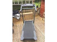 York folding treadmill
