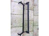 Landrover defender roof bars/rack