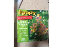Jigraphy football puzzle