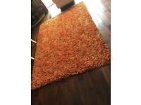Snug cosy rug