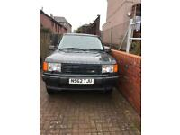 Land Rover Range Rover 2.5 DSE Automatic 1996