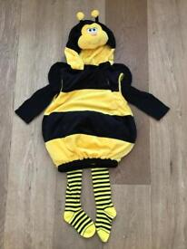 Beautiful Bee costume age 18-24 months