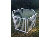 Used playpen Mothercare