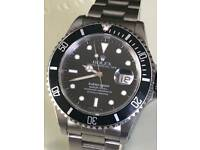 Rolex Submariner Date 16610 in Steel