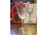 Wine Glasses x 6
