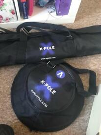X pole fitness SOLD