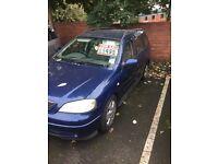 Vauxhall Astra diesel estate mot