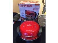 G3 Ferrari G10006 Delizia Pizza Oven - 1200W in Red - Excellent condition