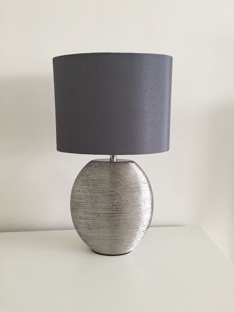 Next silver ceramic table lamps for sale in falkirk gumtree next silver ceramic table lamps for sale aloadofball Image collections