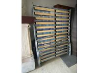 double bed frame and mattress Delivery available