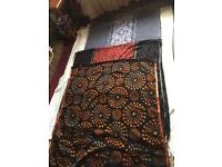 Indian ladies 3 long scraf ex condition used £5