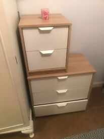 IKEA drawers x2 (small and medium) £10