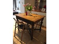 Wooden Dining Table for Pickup