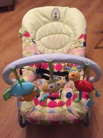 Chico Rocker Chair