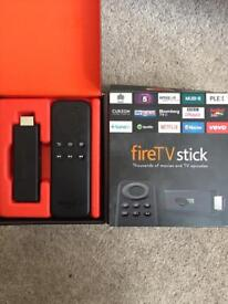 Amazon Fire Stick (With Kodi installed)