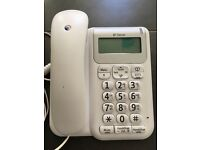 BT Decor landline Phone large push buttons