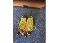 Womens Millet climbing shoes size 6 uk