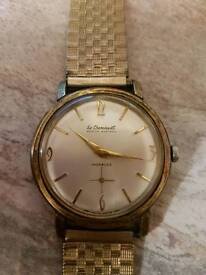 Le cheminant master mariner incablock watch i think it is 25 jewels