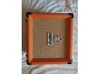 Orange Crush 12 Guitar Amplifier- Excellent Practice Amp