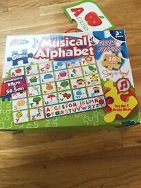 Grafix musical alphabet