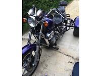 Trike Vulcan 750cc