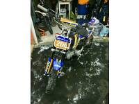 Stomp 125cc 2015 model