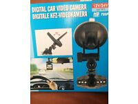Digital car video camera