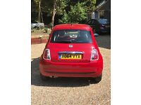 2014 Fiat 500 1.2 POP S/S - ultra low miles, FMDSH, Fiat warranty