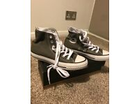 Brand new converse trainers