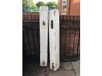 Wall Pillers with Gate attachment FREE