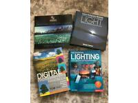 Photography books x4