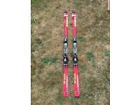 Atomic Beta race skis