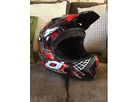 BMX/ motorbike helmet