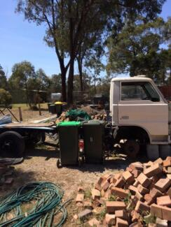Ford trader t4000 1988 mod Sydney Region Preview