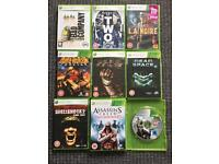 Xbox 360 games sell or swap