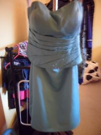 Ladies top and skirt size 10