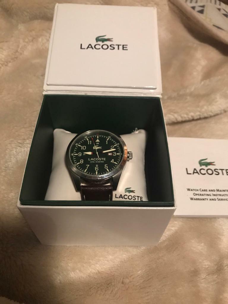 Lacoste men s watch  51610e941c
