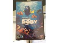 As new, unopened, Finding Dory DVD