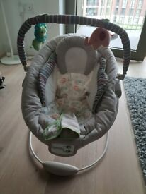 Baby Bouncer Ingenuity Brand New