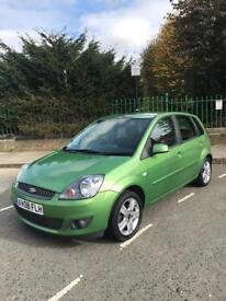 Ford fiest 2008