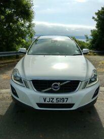 "Volvo xc60 *FSH* (timing belt just done) White 20"" wheels"