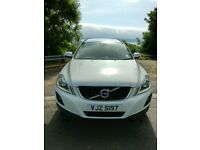 "Volvo xc60 *FSH* (timing belt just done) White 20"" wheels"