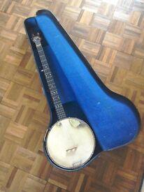 Banjo 5 string Barnes and Mullins