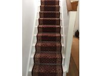 Traditional Carpet Runner for hallway and stairs