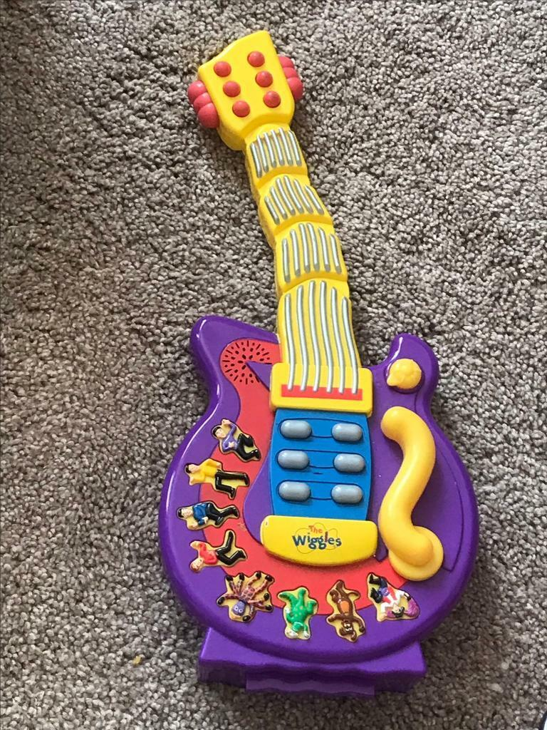 The Wiggles Guitar In Plymouth Devon Gumtree