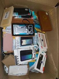 Latest phone models cases box of 500+