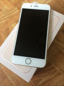 iPhone 6 gold edition excellent condition 16gb