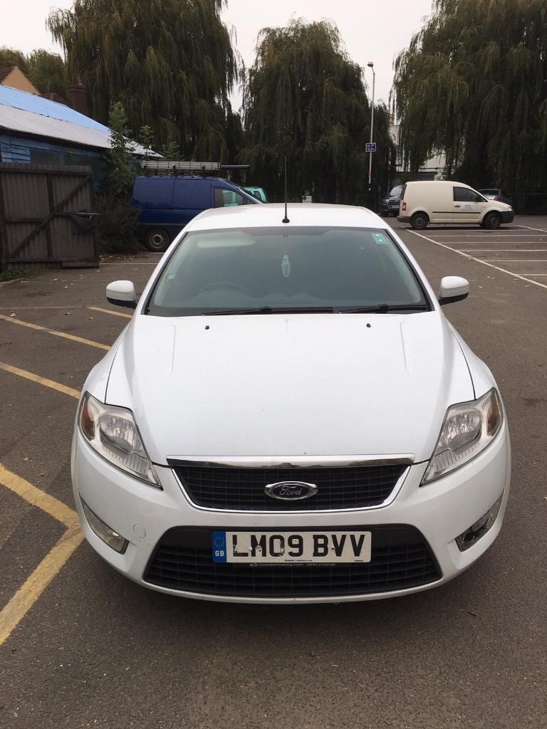 Ford Mondeo, 2009 1.8 TDCI, leather seats, 1700 £ ONO