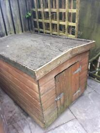 Dog box for sale