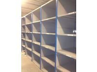 job lot DEXION impex 600mm deep 1000 bays AS NEW( storage , shelving , pallet racking )